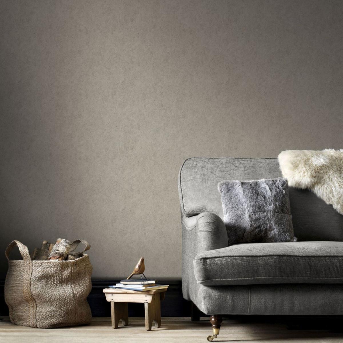 graham-brown-samba-textured-plain-metallic-taupe-wallpaper-brown