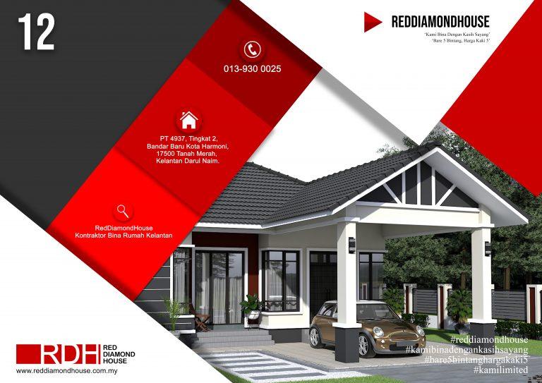 Bina Rumah Atas Tanah Sendiri 3d 01