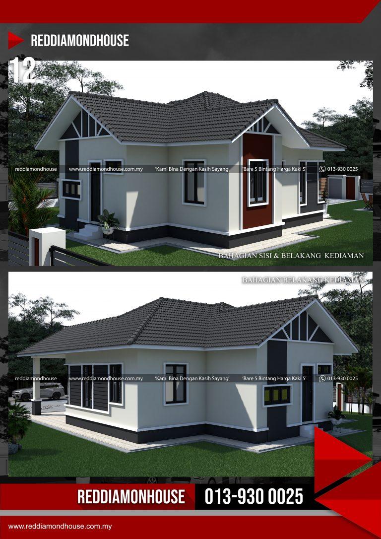 Bina Rumah Atas Tanah Sendiri 3d 03
