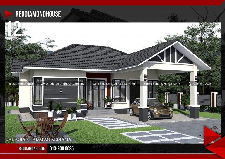 Bina Rumah Atas Tanah Sendiri 3d 04