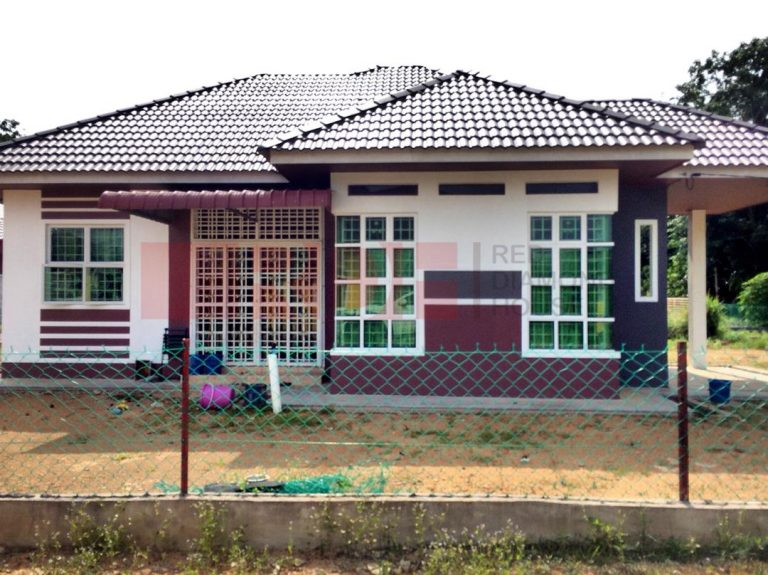 Bina Rumah Atas Tanah Sendiri Batu 23 Machang 01 01