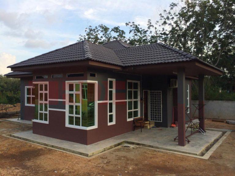 Bina Rumah Atas Tanah Sendiri Batu 23 Machang 01 09
