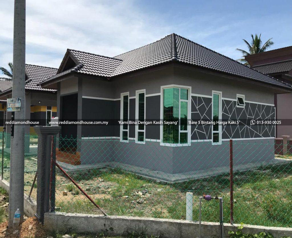 Bina Rumah Atas Tanah Sendiri Batu 25 Machang 01