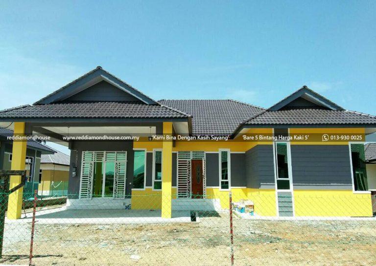 Bina Rumah Atas Tanah Sendiri Batu 25 Machang 02 01