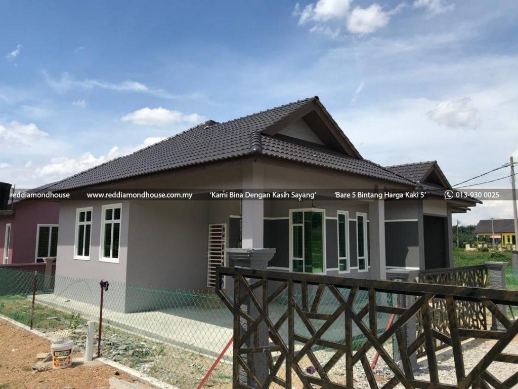 Bina Rumah Atas Tanah Sendiri Batu 25 Machang 02
