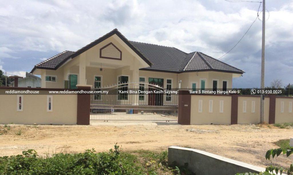 Bina Rumah Atas Tanah Sendiri Batu 25 Machang 03 01