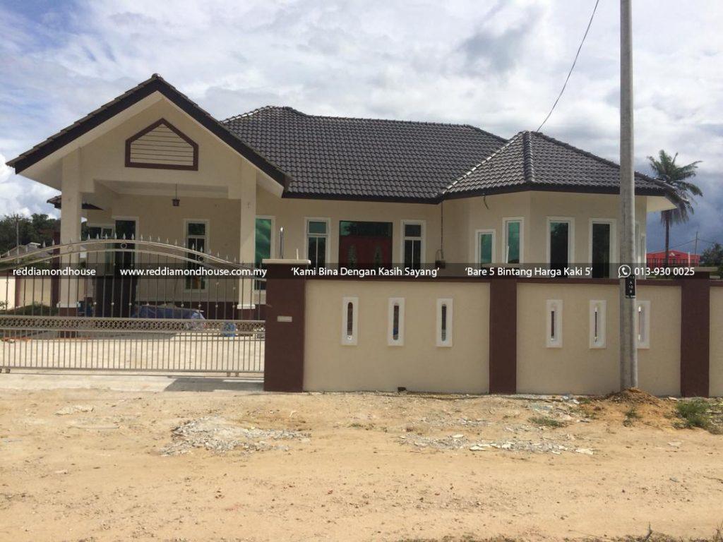 Bina Rumah Atas Tanah Sendiri Batu 25 Machang 03 04