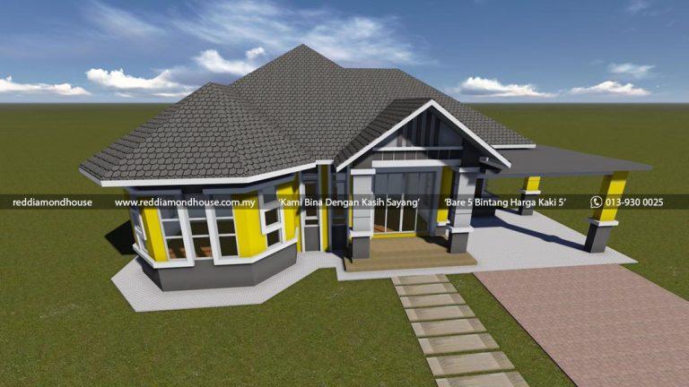 Bina Rumah Atas Tanah Sendiri Batu 25 Machang 05 01