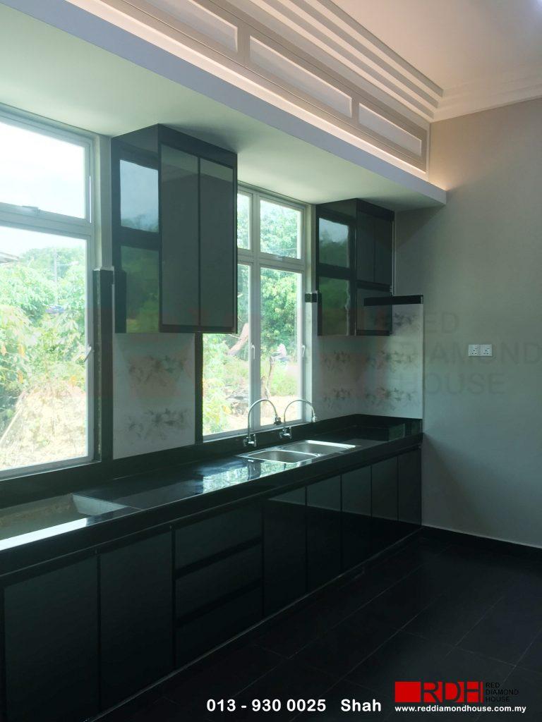 Bina Rumah Atas Tanah Sendiri Jabi Besut 04