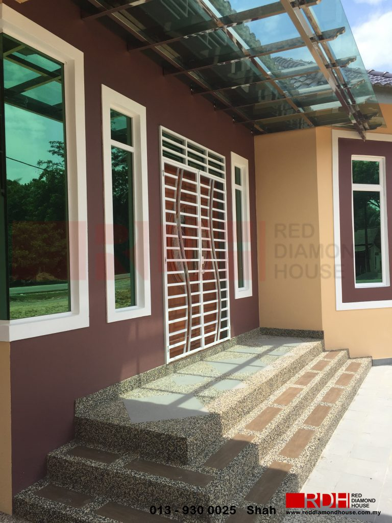 Bina Rumah Atas Tanah Sendiri Jabi Besut 20