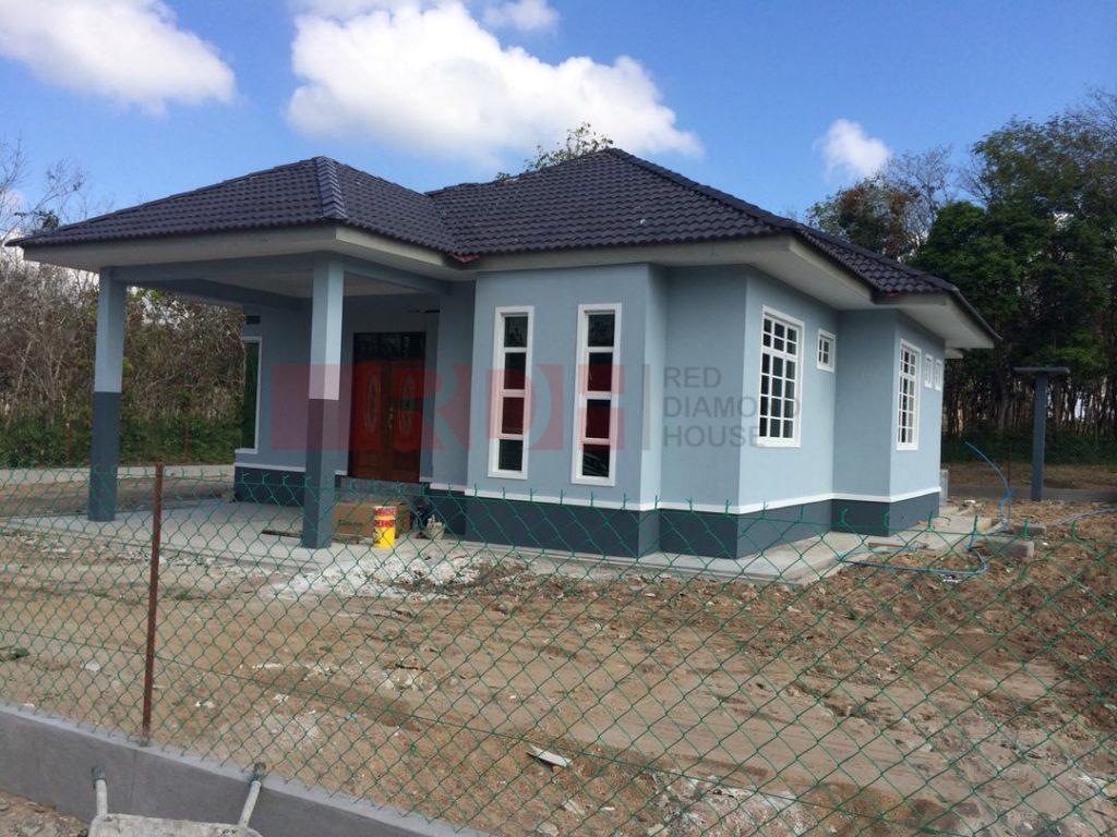 Bina Rumah Atas Tanah Sendiri Joh Labok 01