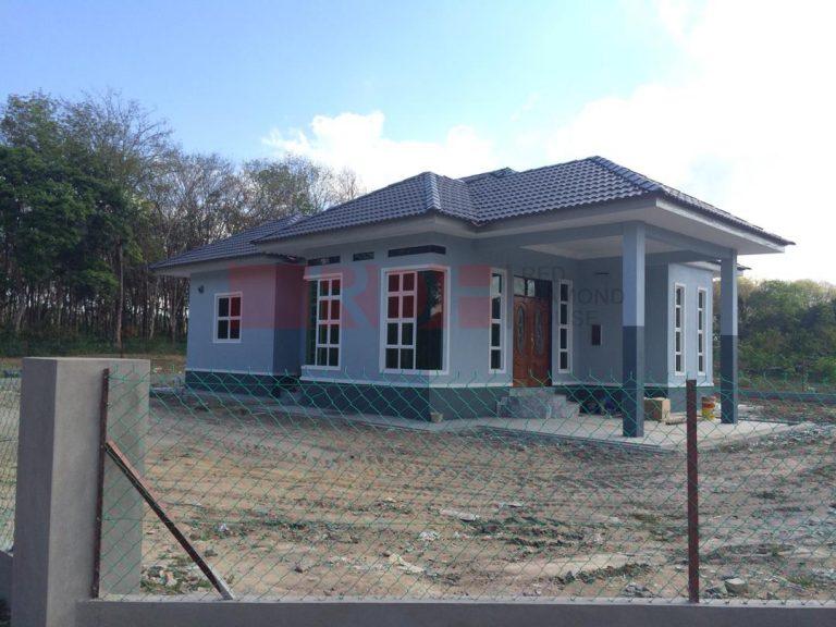 Bina Rumah Atas Tanah Sendiri Joh Labok 03