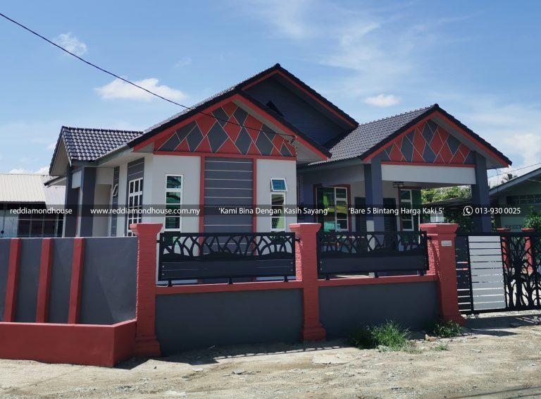Bina Rumah Atas Tanah Sendiri Lundang 01