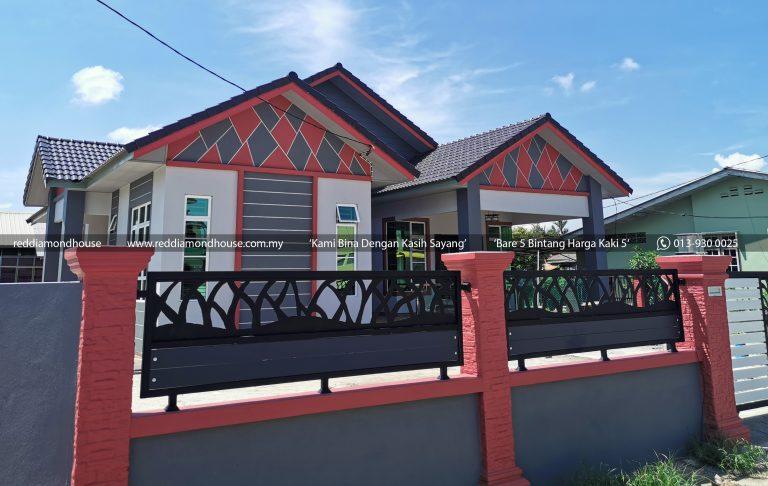 Bina Rumah Atas Tanah Sendiri Lundang 02