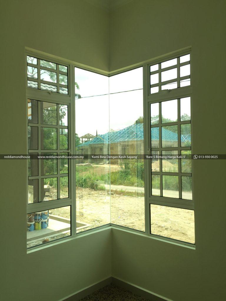 Bina Rumah Atas Tanah Sendiri Pasir Akar 16