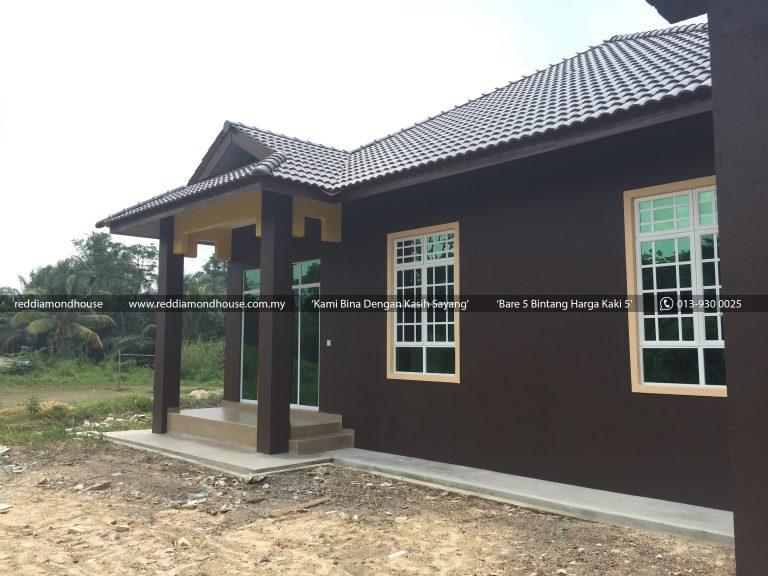 Bina Rumah Atas Tanah Sendiri Pasir Akar 24