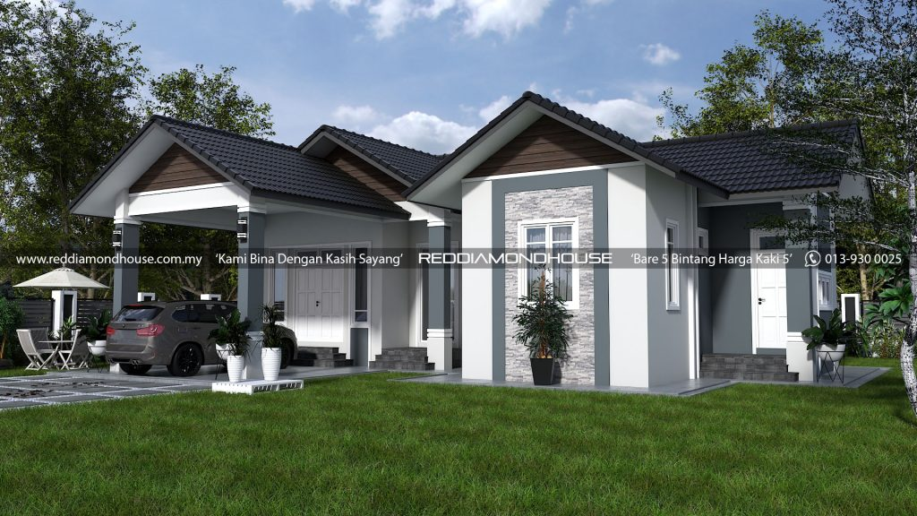Bina Rumah Atas Tanah Sendiri RDHAZM.16.07-19.1196 3D02