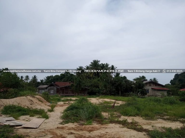 Bina Rumah Atas Tanah Sendiri Kerja Awalan 04
