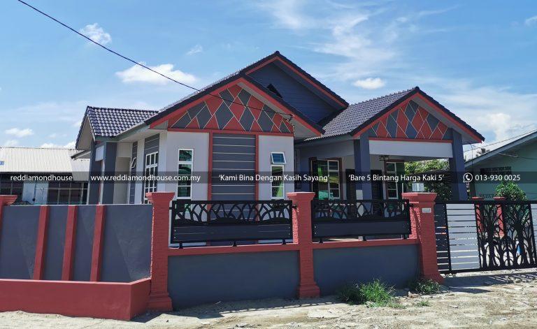 Bina Rumah Atas Tanah Sendiri 17/008 Lundang