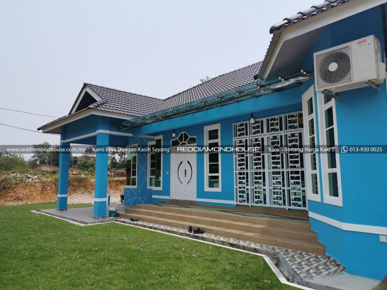 Bina Rumah Atas Tanah Sendiri 17009 Kelewek 01