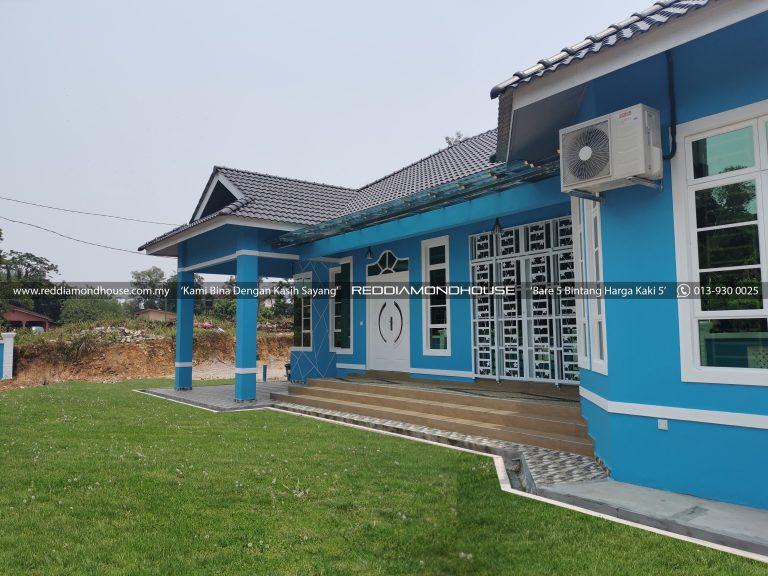 Bina Rumah Atas Tanah Sendiri 17009 Kelewek 05