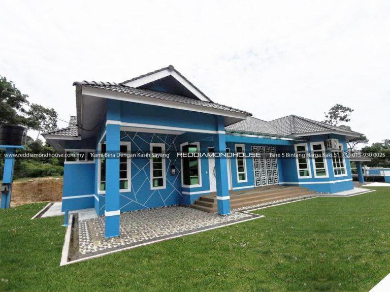 Bina Rumah Atas Tanah Sendiri 17009 Kelewek 07