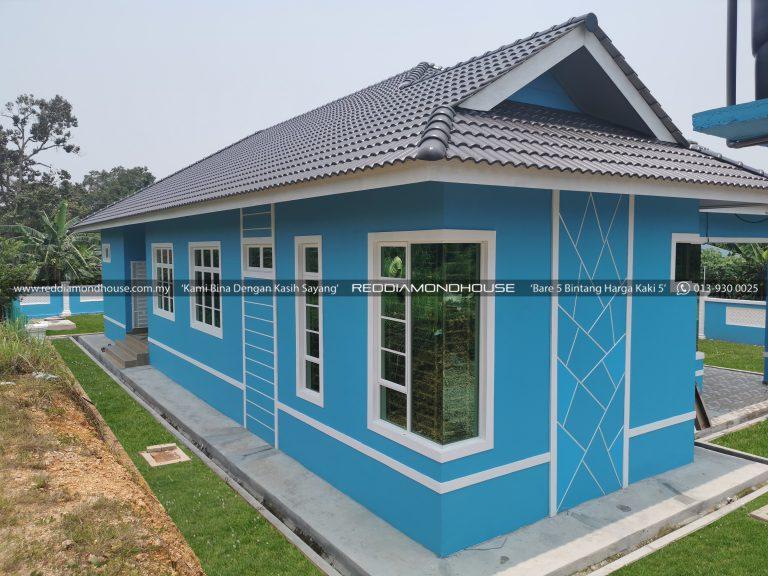 Bina Rumah Atas Tanah Sendiri 17009 Kelewek 08