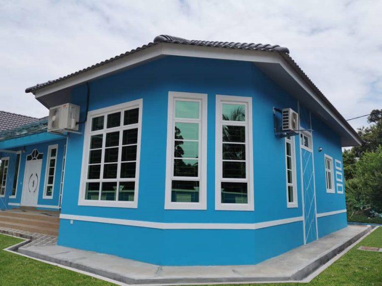 Bina Rumah Atas Tanah Sendiri 17009 Kelewek 10