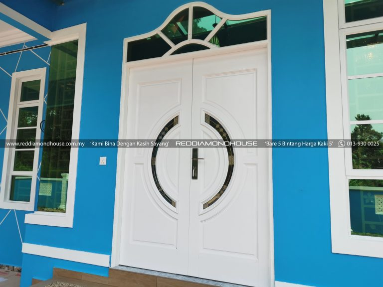 Bina Rumah Atas Tanah Sendiri Pintu 01