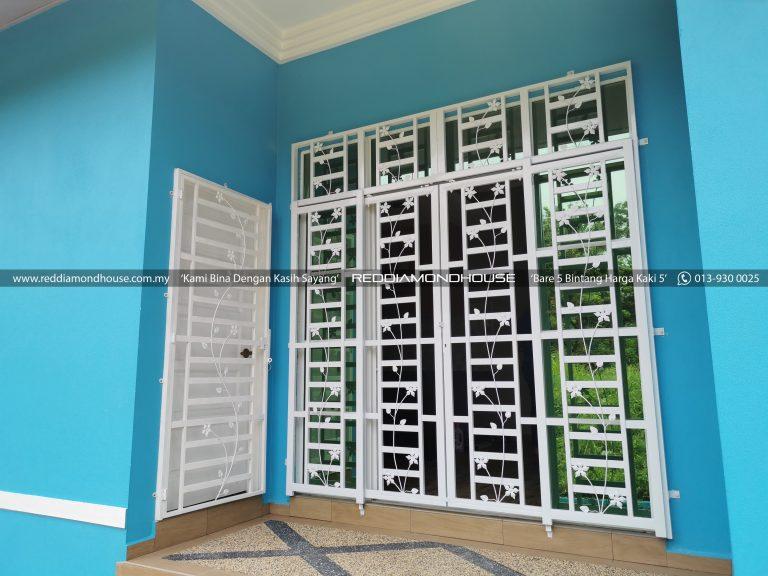 Bina Rumah Atas Tanah Sendiri Pintu 04