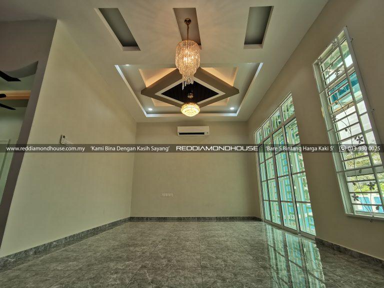 Bina Rumah Atas Tanah Sendiri Ruang Dalaman 16