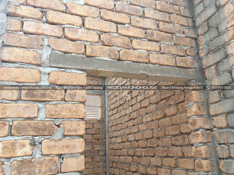 Bina Rumah Atas Tanah Sendiri Lintol 02