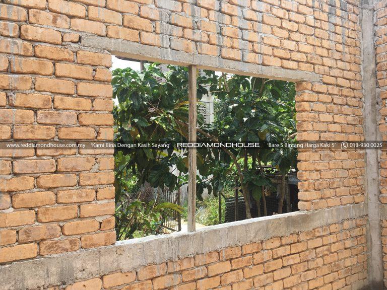 Bina Rumah Atas Tanah Sendiri Lintol 04