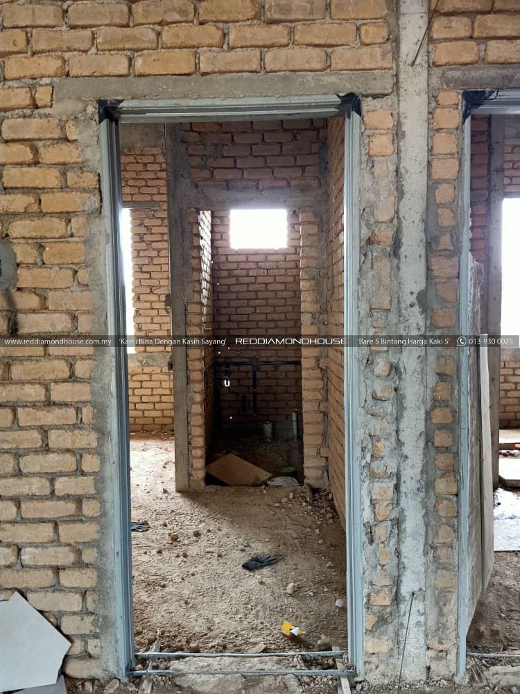 Bina Rumah Atas Tanah Sendiri Pintu 07