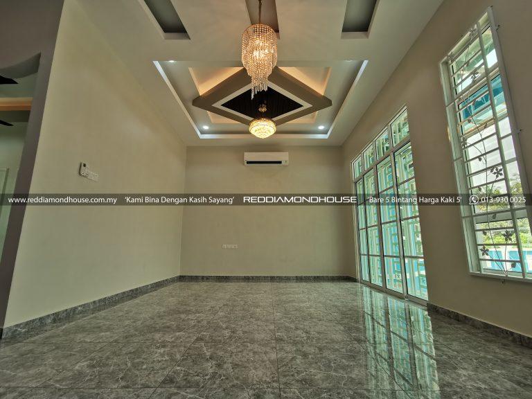 Bina Rumah Atas Tanah Sendiri Ruang Dalaman 15