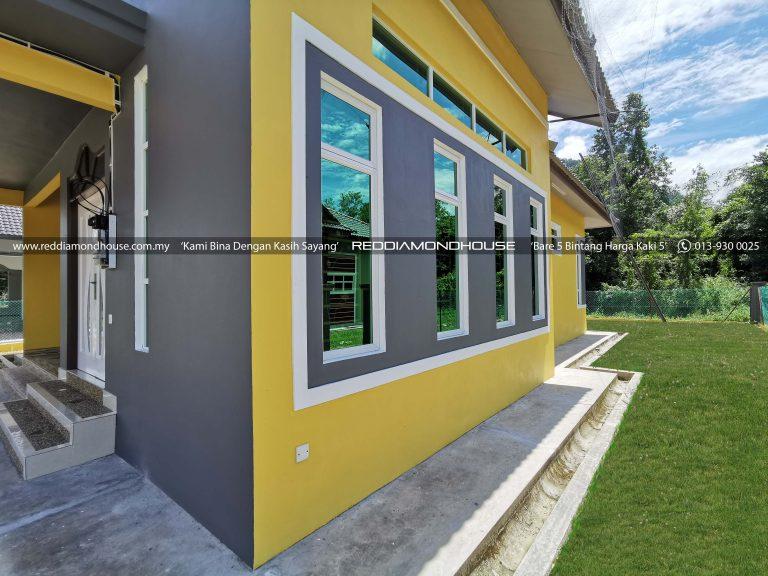 Bina Rumah Atas Tanah Sendiri 17001 Exterior 02