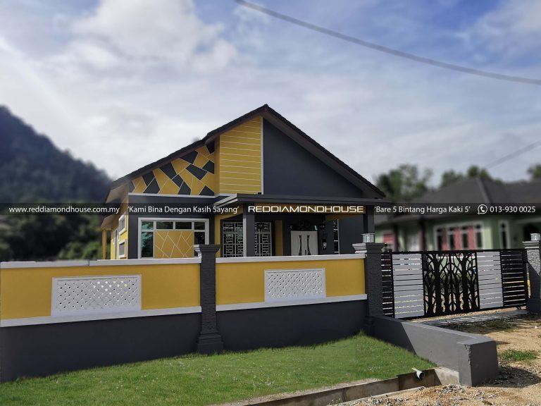 Bina Rumah Atas Tanah Sendiri 17001 Exterior 03