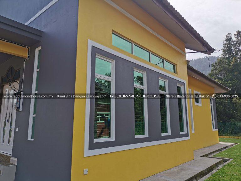 Bina Rumah Atas Tanah Sendiri 17001 Exterior 06
