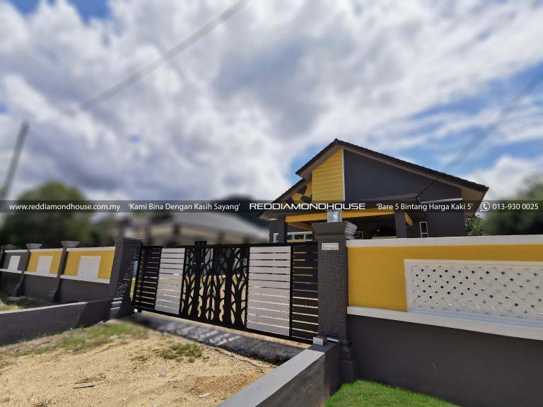 Bina Rumah Atas Tanah Sendiri 17001 Exterior 07