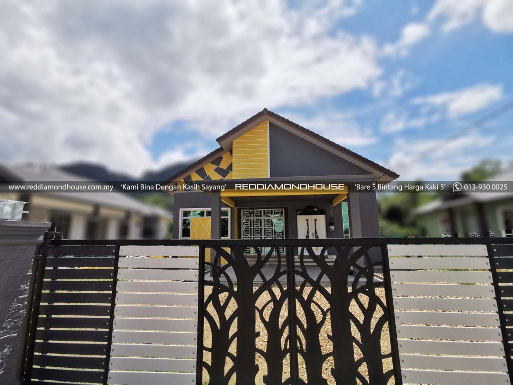 Bina Rumah Atas Tanah Sendiri 17001 Exterior 08