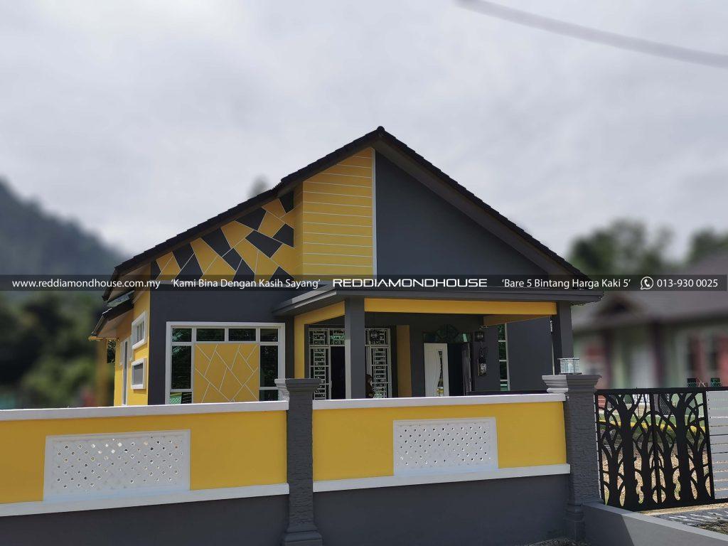Bina Rumah Atas Tanah Sendiri 17001 Exterior 09