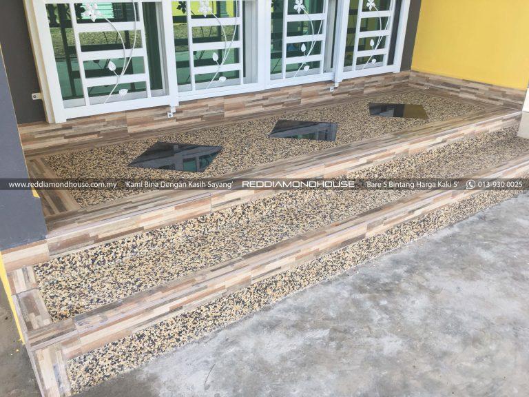 Bina Rumah Atas Tanah Sendiri 17001 Pebble Wash 01