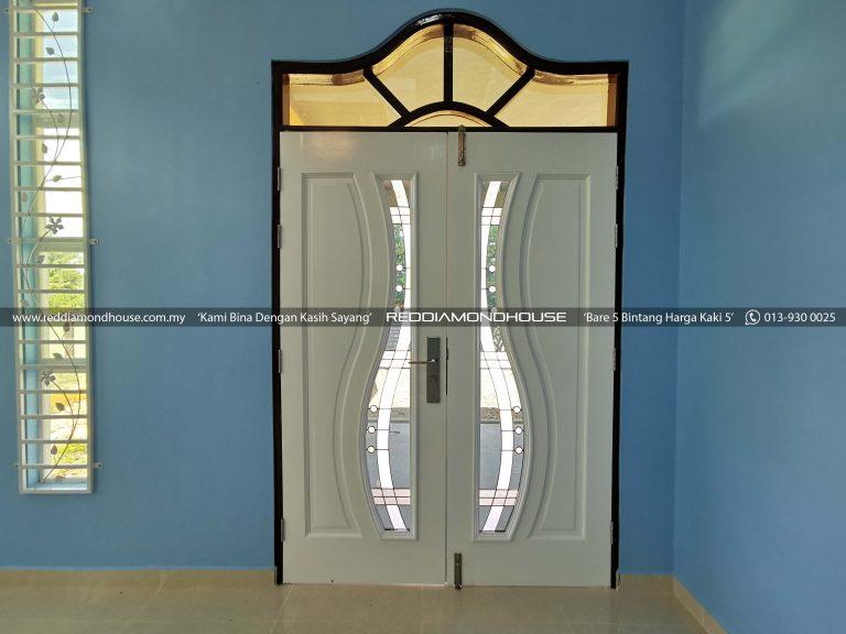 Bina Rumah Atas Tanah Sendiri 17001 Pintu 04