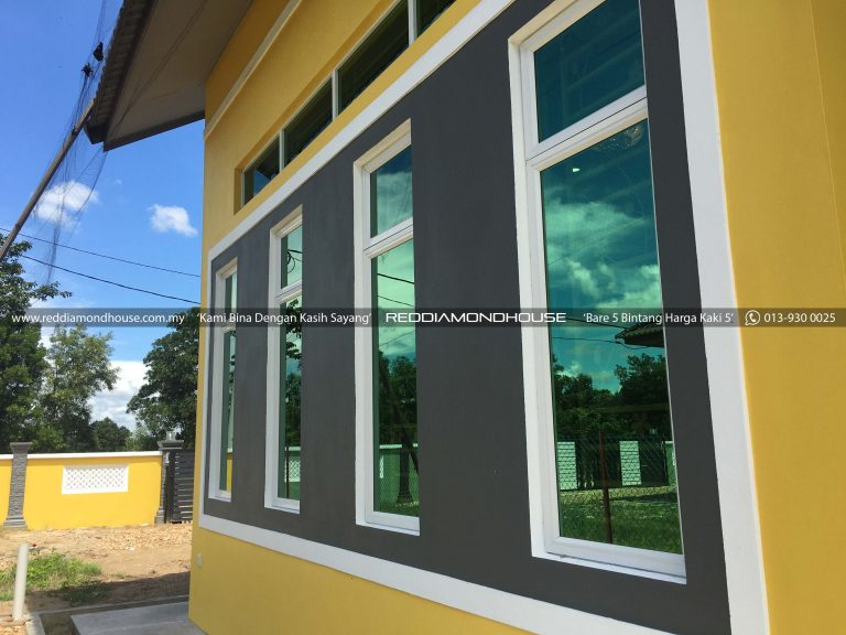 Bina Rumah Atas Tanah Sendiri 17001 Tingkap 03