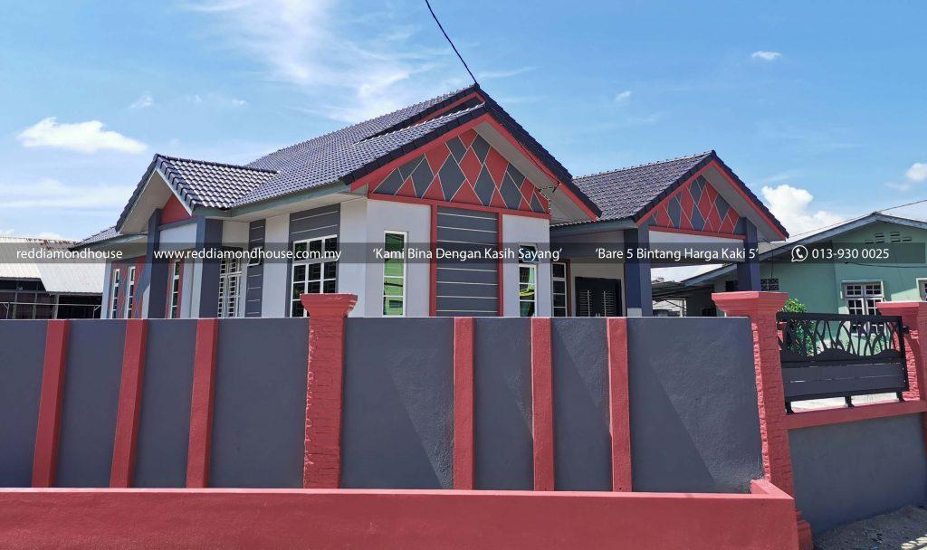 Bina Rumah Atas Tanah Sendiri Lundang 03