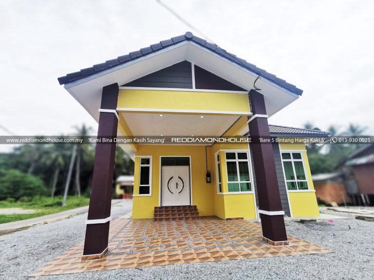 Bina Rumah Atas Tanah Sendiri Panji Exterior 03