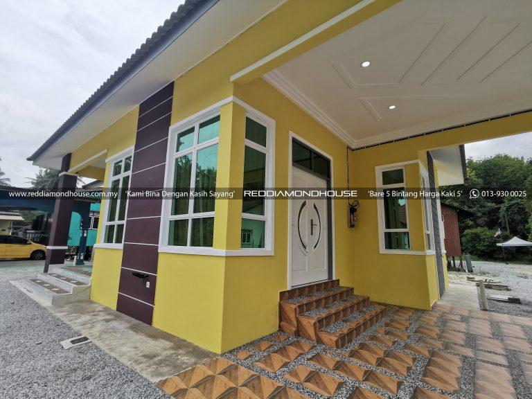 Bina Rumah Atas Tanah Sendiri Panji Exterior 07