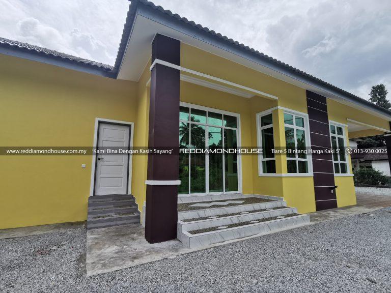 Bina Rumah Atas Tanah Sendiri Panji Exterior 11