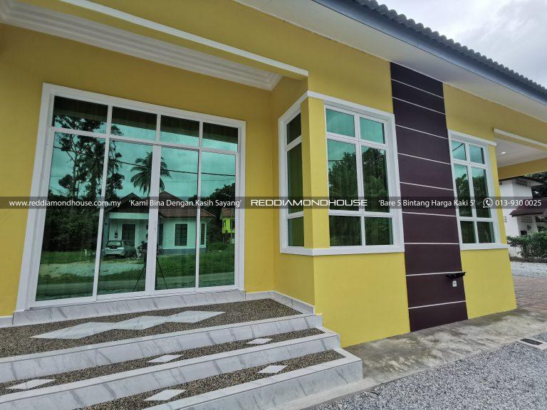 Bina Rumah Atas Tanah Sendiri Panji Exterior 15