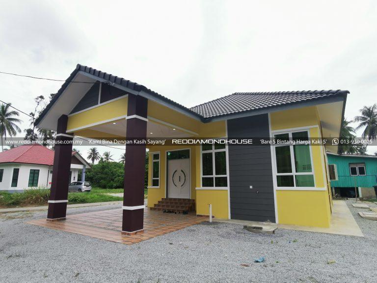 Bina Rumah Atas Tanah Sendiri Panji Exterior 16